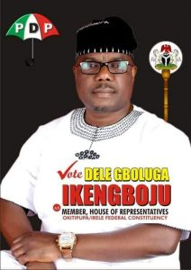 Image result for Ikengboju Gboluga,